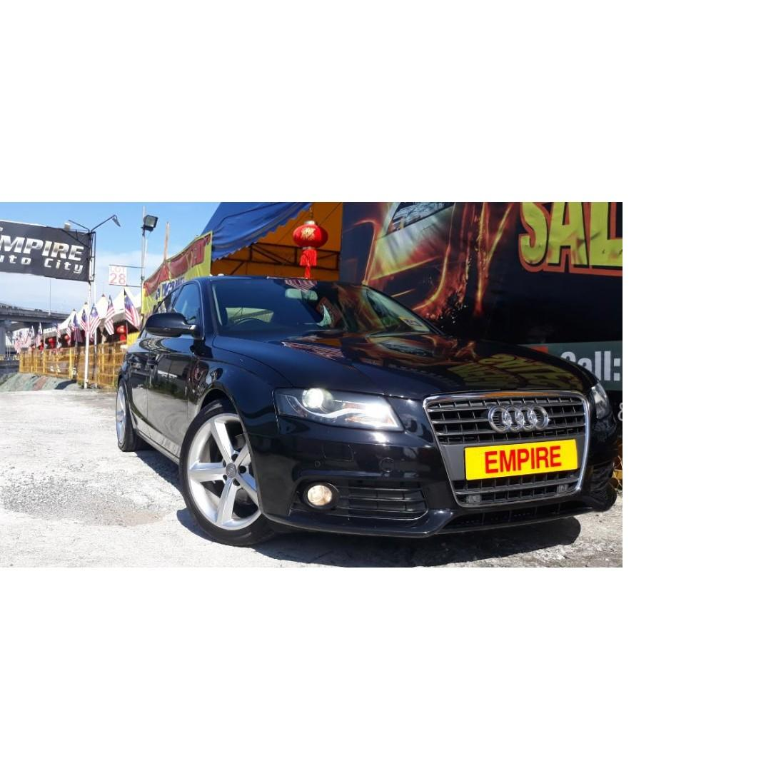 AUDI A4 1.8 ( A ) B6 TFSI FACELIFT !! S-LINE EDITION !! CBU !! PREMIUM FULL SPECS WITH PADDLE SHIFT !! ( WXX 3033 ) 1 CAREFUL OWNER !!