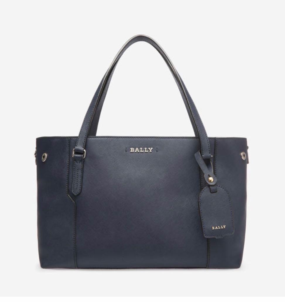238c2b890f6b2 Bally leather tote bag, Women's Fashion, Bags & Wallets, Handbags on ...
