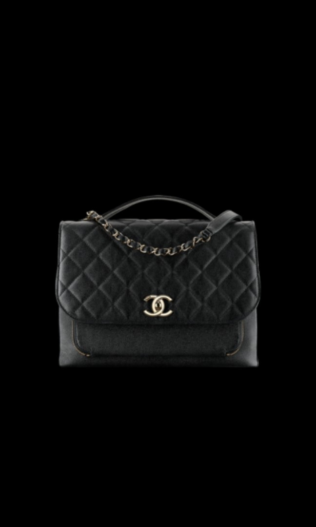 27218fcb1006 💕BRAND NEW - Chanel Business Affinity Flap