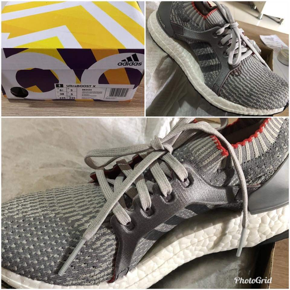 62892e8f8 Brand New! Adidas Ultraboost X Size 23.5  US 6.5 Authentic!!!! Mall ...