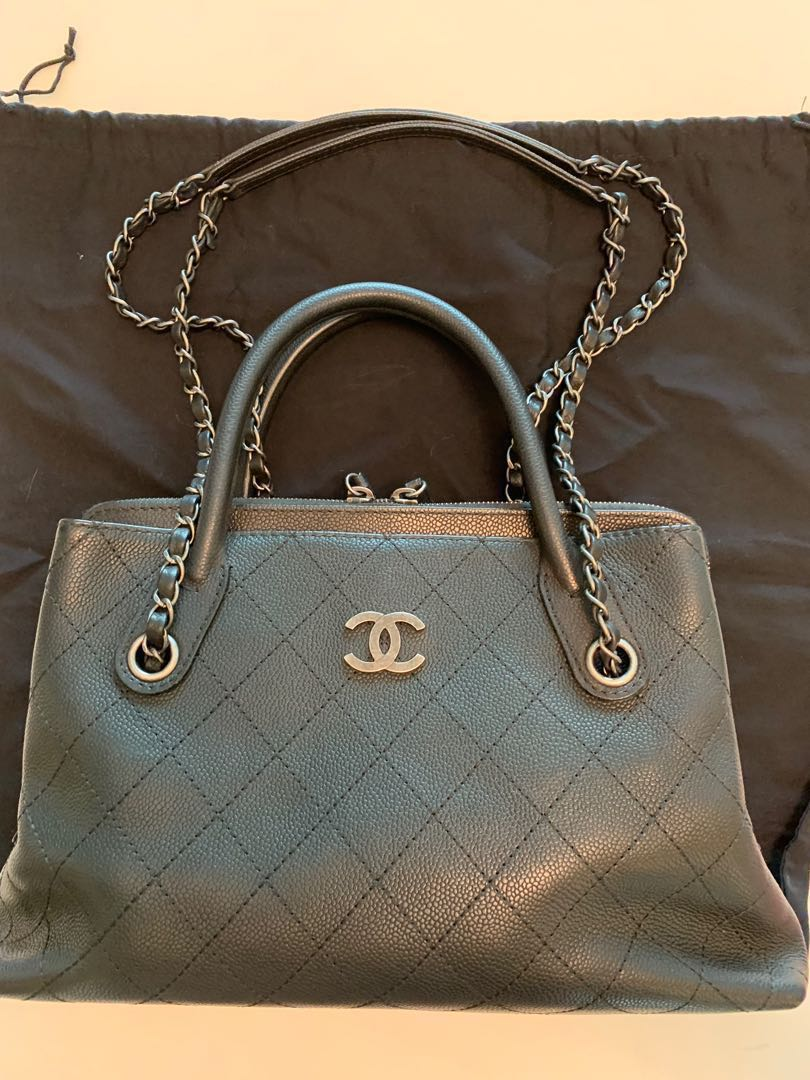 21b30b39234c Chanel Caviar Series# 21, Luxury, Bags & Wallets, Handbags on Carousell