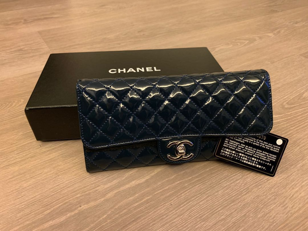 Chanel Clutch Bag With Chain