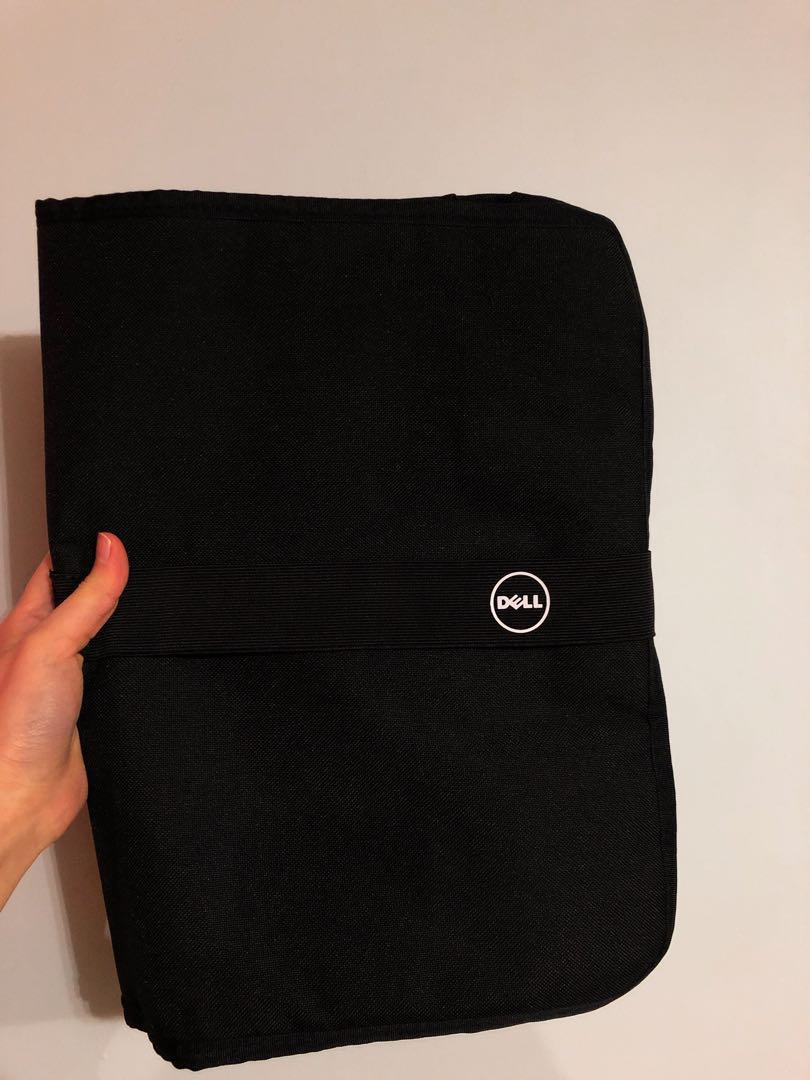 Dell 14 inch notebook laptop soft case notebook套手提電腦保護套, Electronics, Mobile & Tablet Accessories on Carousell
