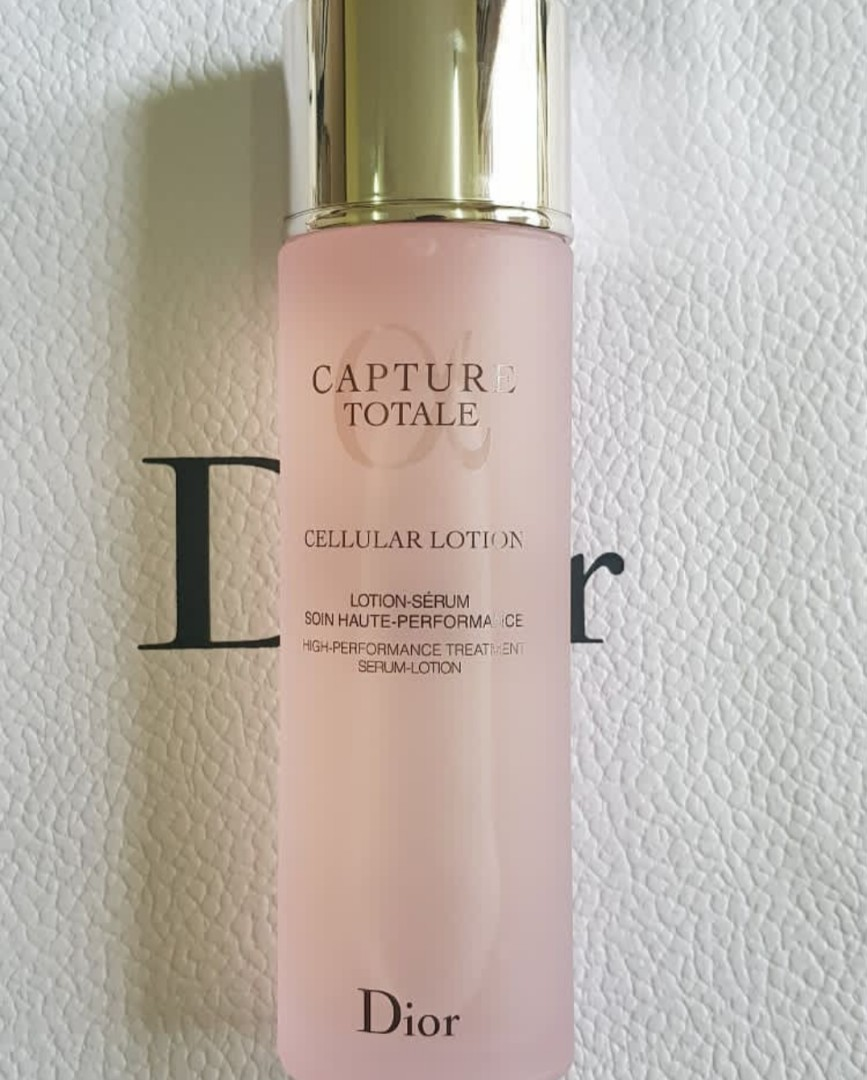 56f9bae2 Dior Capture Totale Cellular Lotion