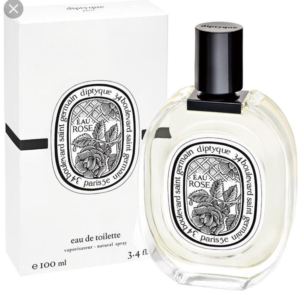 Diptyque Eau Rose edt 20ml, Beauty & Personal Care, Fragrance ...
