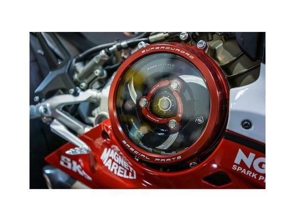 Ducabike complete clutch cover set (Panigale)