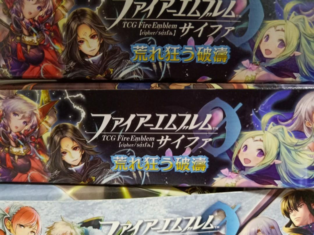 Fire Emblem Cipher(Clearance Sale), Toys & Games, Board