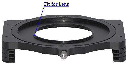 SIOTI 100mm Square Z Series Metal Adapter Ring only for SIOTI Metal Modular Filter Holder
