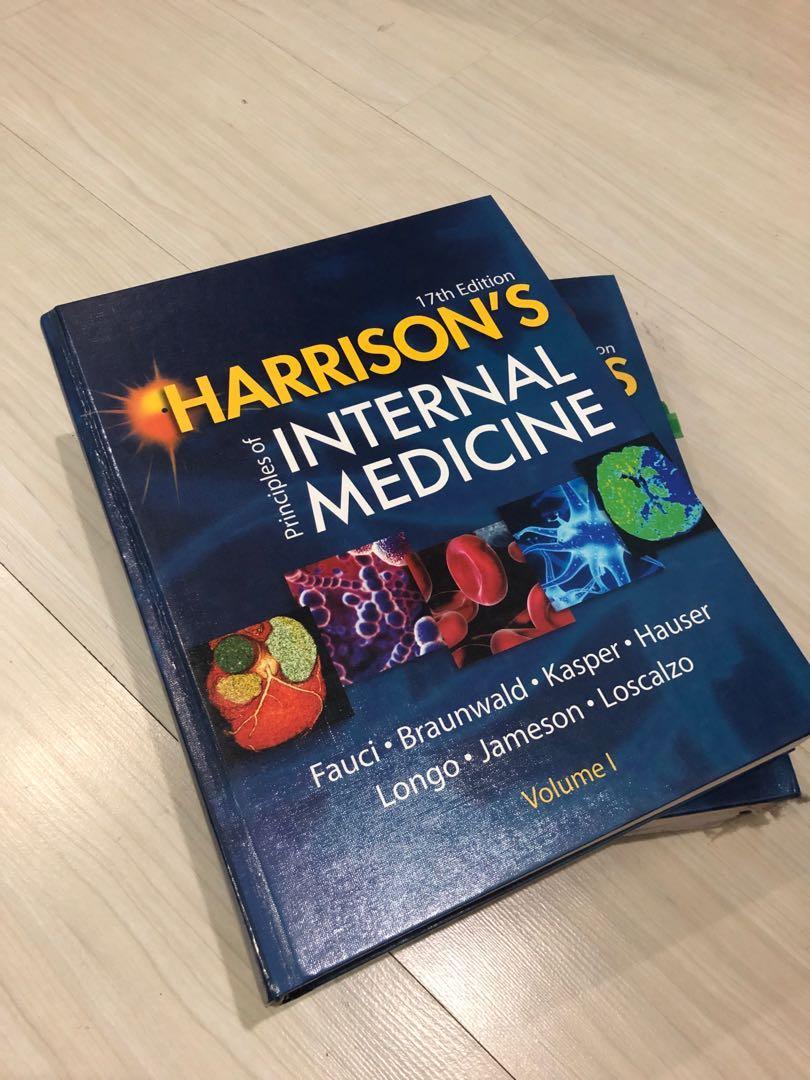 Harrison's Principles of Internal Medicine 17th ed