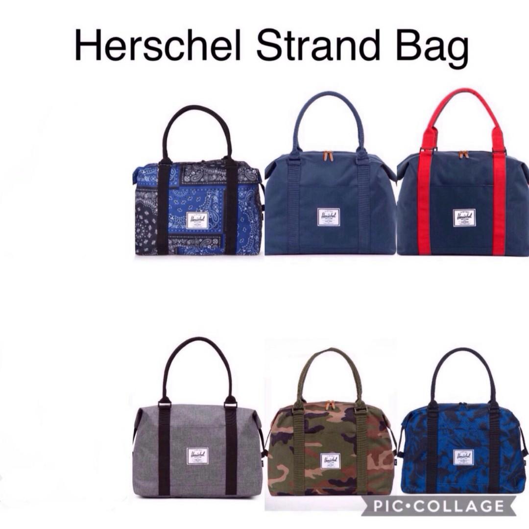 0ffa4920124e HERSCHEL TRAVEL BAG