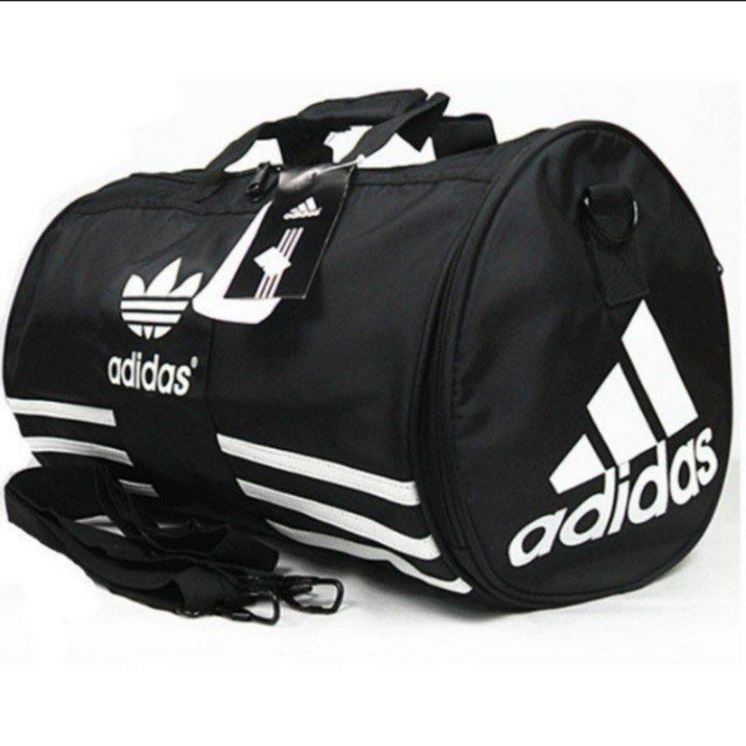 784fe0c37001 INSTOCKS) Limited Edition Authentic Adidas Duffle Gym Bag
