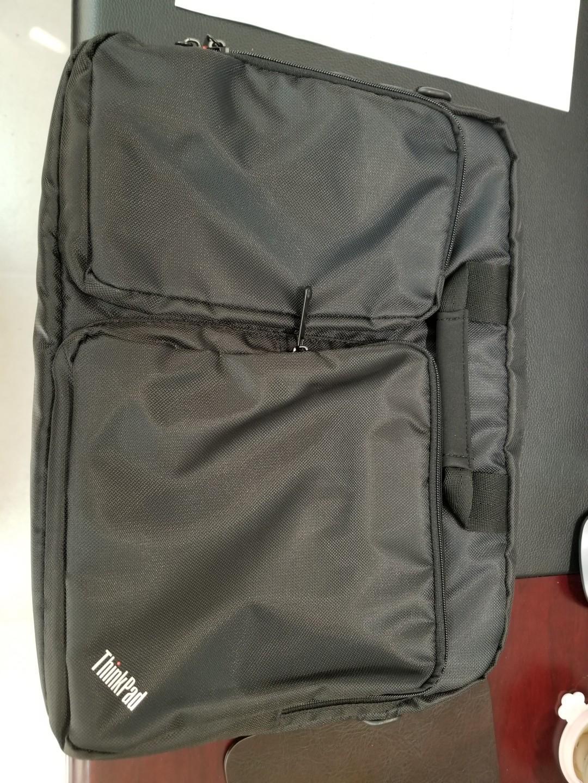 Lenovo notebook bag backpack 手提電腦袋 可變背包