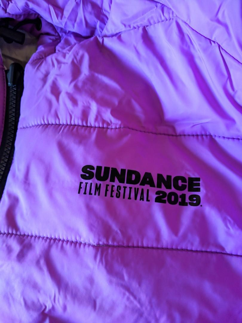 Limited Edition Sundance Film Festival 2019 Kenneth Cole Reversible Winter Jacket