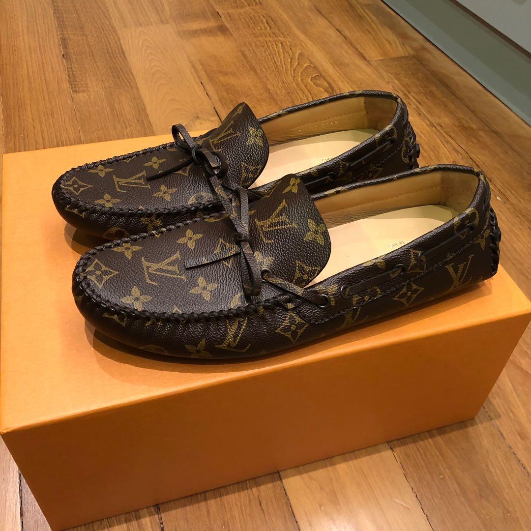 6c229acfa82d Louis Vuitton mocassin loafer