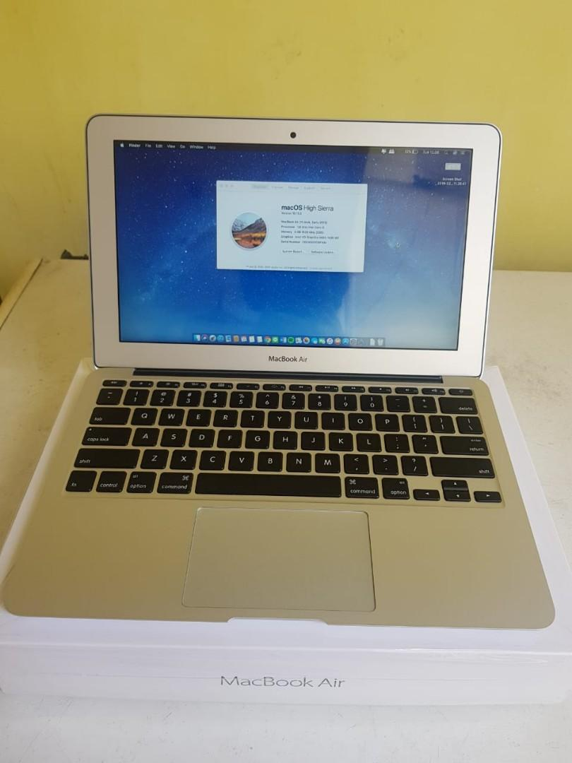 Macbook air 11 inch 2015