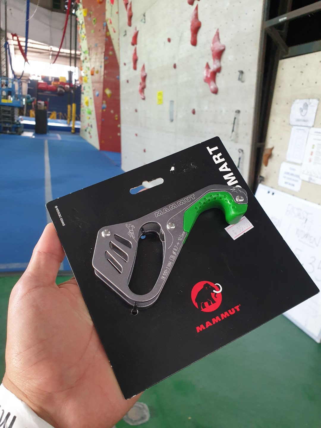 f84a7e4ddd Mammut Smart ABD Authentic (made in Italy)