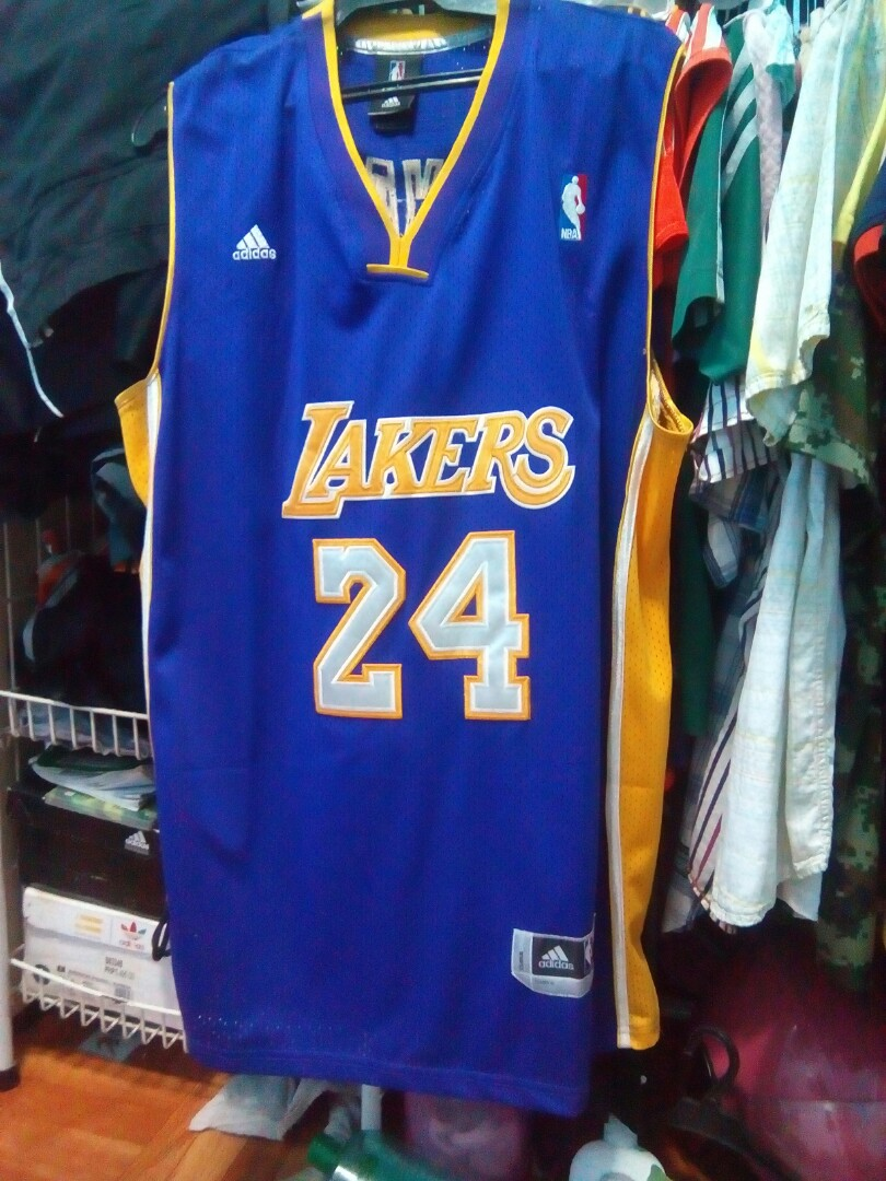 62fddb74cea NBA Adidas Lakers Jersey