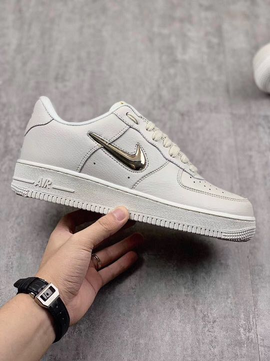 super popular 81a8d bc40a Nike Air Force 1 07 PRM, Womens Fashion, Shoes on Carousell