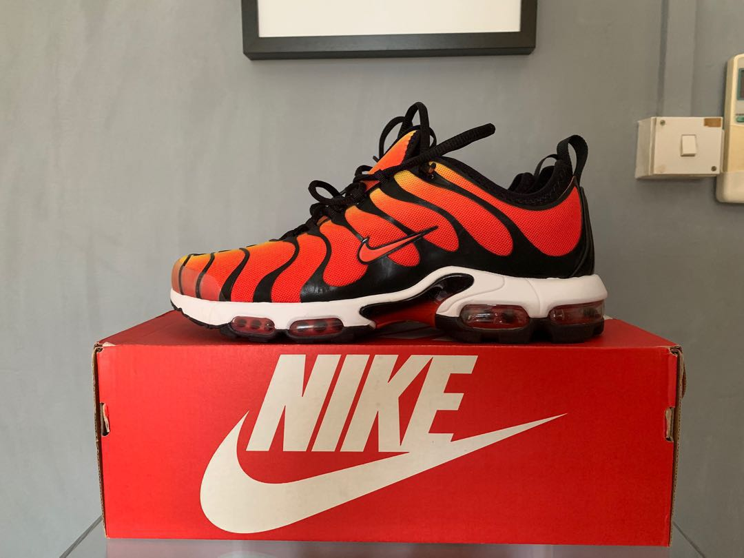 77fbbd154b Nike Air Max Plus ultra, Men's Fashion, Footwear, Sneakers on Carousell