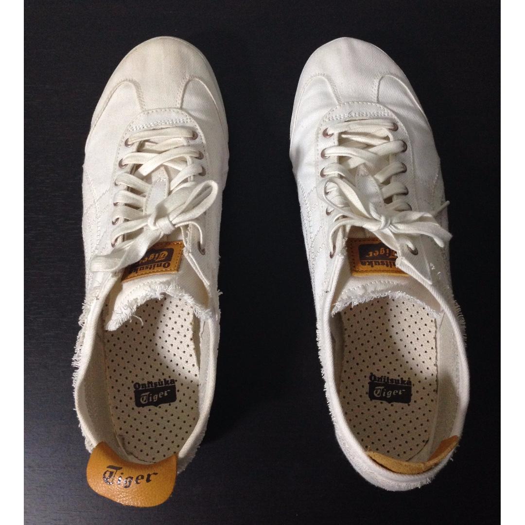quality design b3e7f 6d55c Onitsuka Tiger Mexico 66 sneakers (Okayama denim)