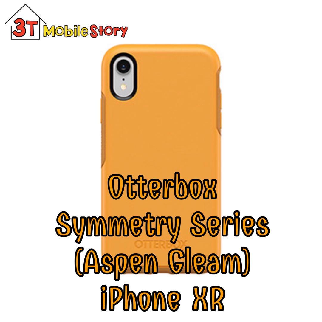 designer fashion 6cf09 65186 Otterbox Symmetry Series (Aspen Gleam) for iPhone XR
