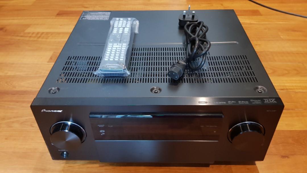 Pioneer Amplifier / AVR - SC-LX57 / SC LX 57 - Not Denon Marantz Onkyo Amp