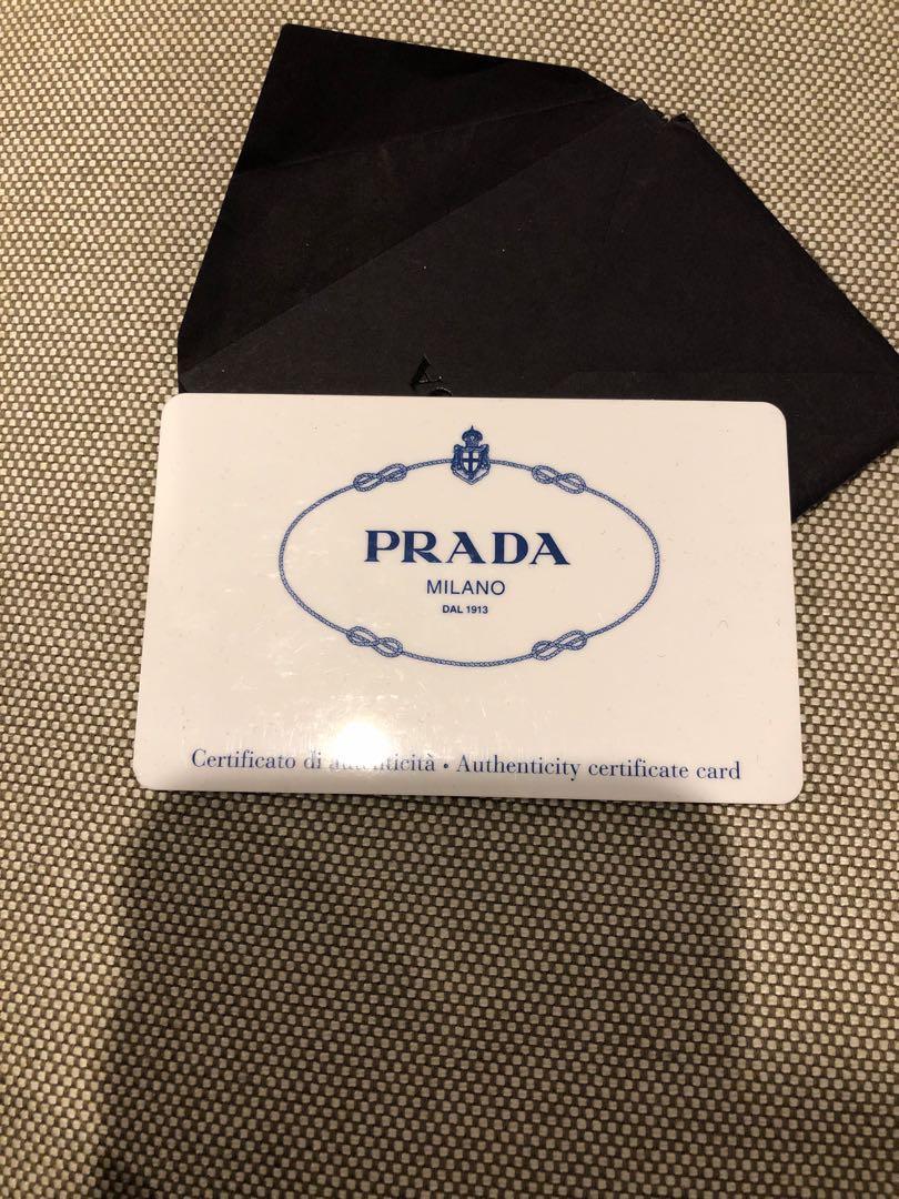 Prada Top Handle Full Leather Bag BN2571