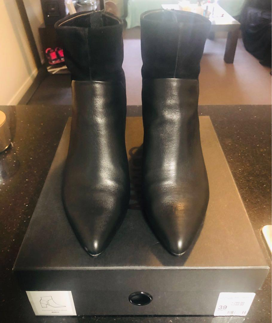 PRICE DROP Mimco Park Lane Sock Boots