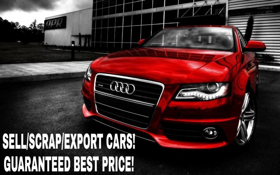 SELL CAR/SCRAP CAR/EXPORT CAR/ CONSIGNMENT/COE RENEWAL/CAR LOANS/CAR INSURANCE!