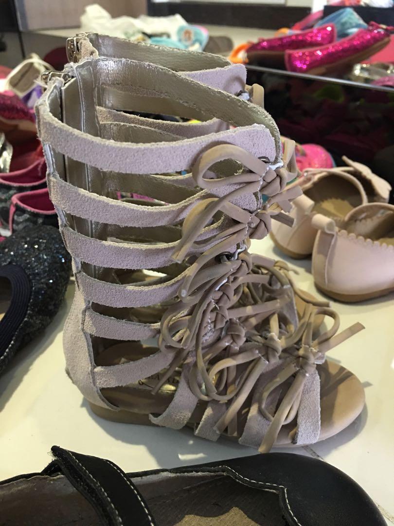 38037db4dbc Shoes   toddler girls gladiators