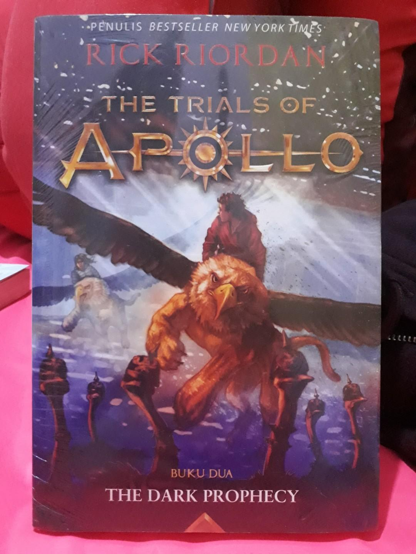 The Trials of Apollo ( Book-2 )