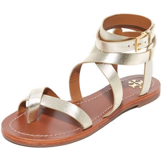 6ffb369d9af Tory Burch Patos Gladiator Sandals