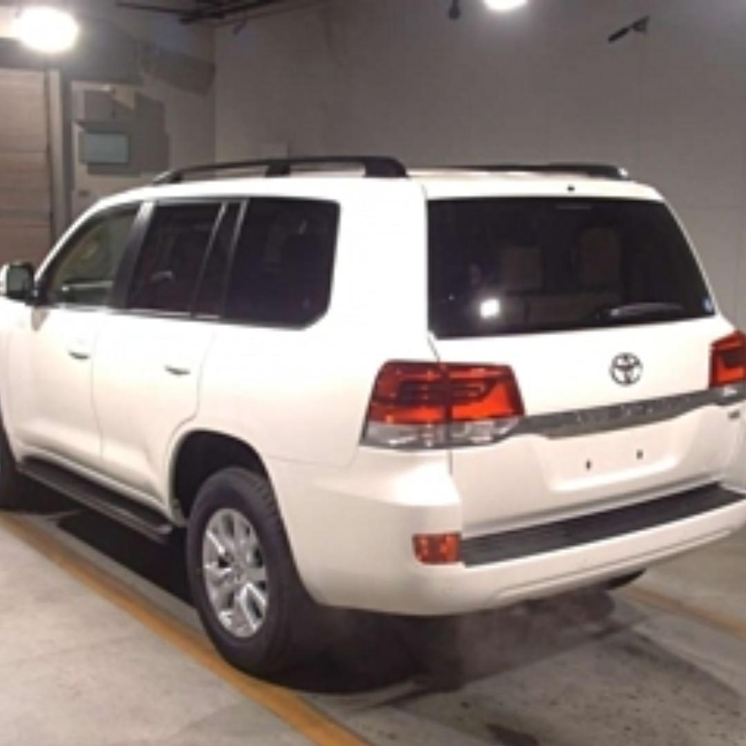 TOYOTA LAND CRUISER 4.7