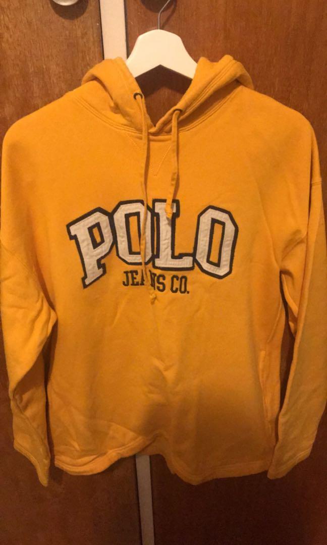 Vintage oversized Polo Ralph Lauren jumper size S-L
