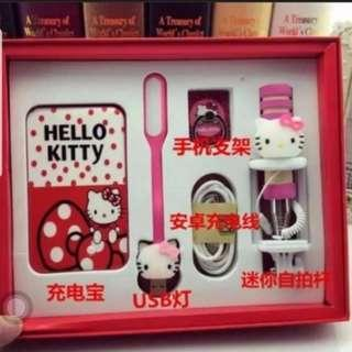 Brand new hello kitty power bank(LAST 3PCS IN-STOCK)!!