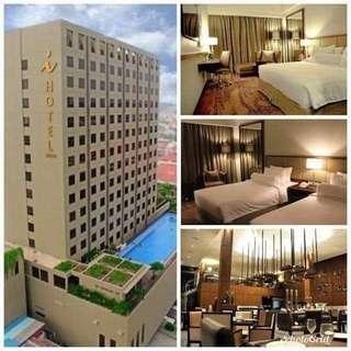 I Hotel Baloi 2D1N  Batam Gateway