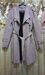 Jaket kulit hijabers