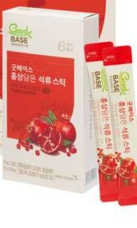 正官庄紅石榴汁