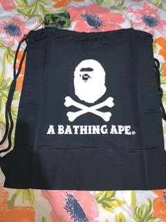 Authentic Brandnew A Bathing Ape BAPE Pirate Drawstring