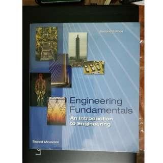 Engineering Fundamentals - An Introduction to Engineering[Saeed Moaveni]