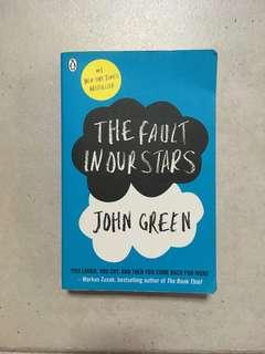 John Green – The Fault In Our Stars 📖