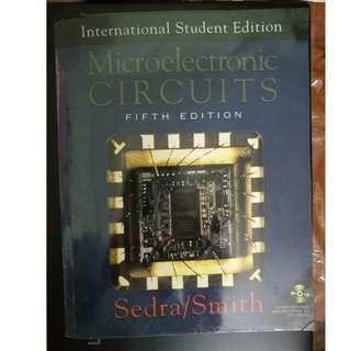 Microelectronics Circuits [Sedra / Smith] with CD