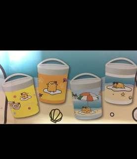 Gudetama Thailand 7-11 Big GULP Bottle