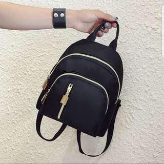 Small Sized Fashionable Black Bag