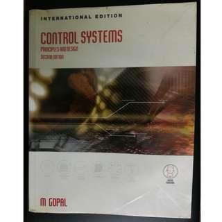 Control Systems - Principles and Design [M Gopal] with CD