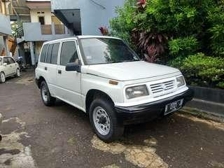 Suzuki Sidekick Tahun 1995 Akhir Pajak Panjang