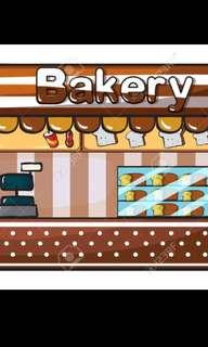 BAKERY BUSINESS FOR TAKEOVER