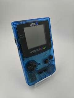 Gameboy Color ANA Limited Edition Game Boy