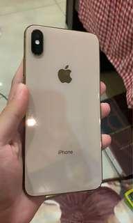Iphone xs max 512Gb gold MYSET