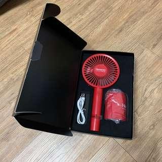 軒尼斯 手握式小電扇